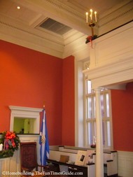 First_Presbyterian_Church_walls_painted_Pompeian_red_color.JPG