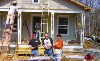 Want A Homebuilding High? Volunteer For Habitat For Humanity