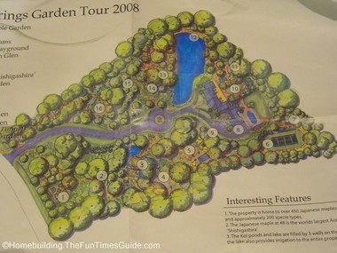 Home Garden Tours Are A Great Place To Gather Landscape Ideas The Homebuilding