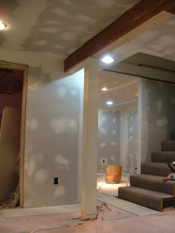 finished basement the pros and cons of doing a basement remodel the