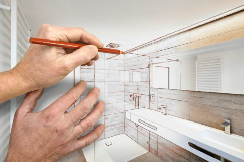 See the list of bathroom Universal Design features