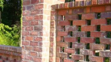 Pierced Brick Walls: A Classic Screen Alternative