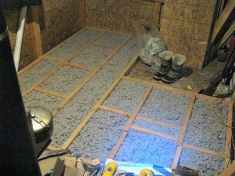 cellulose home insulation