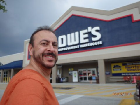 How do you find cheap building materials at Lowes?