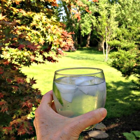 Cheers to having a great looking lawn!