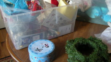 9 Easy Christmas Storage Solutions That Work!