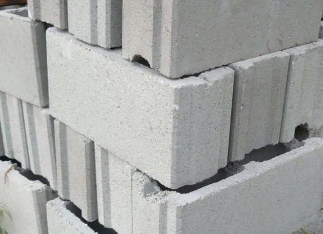 How to cover a concrete cinder block wall fun times - How to cover exterior cinder block walls ...