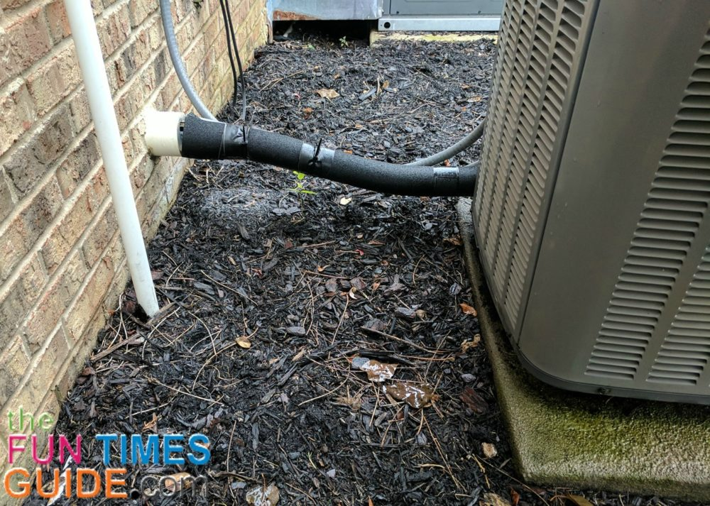 Condensate Line Clogged? (Mine Was Too) How To Fix A Clogged