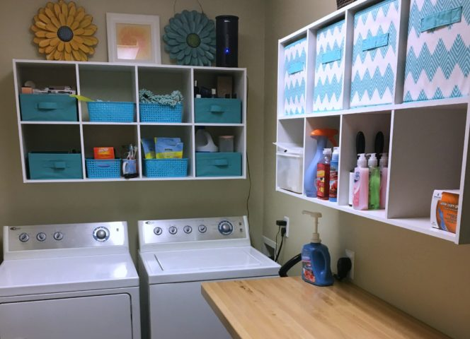Laundry Room Ideas Storage Small Organization Tips In This DIY Makeover
