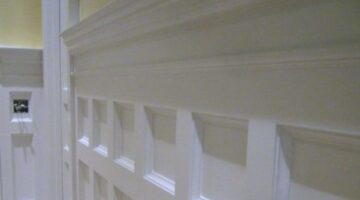 DIY Wainscoting Paneling Adds Value and Style To Your Home – Helpful Tips And Photos