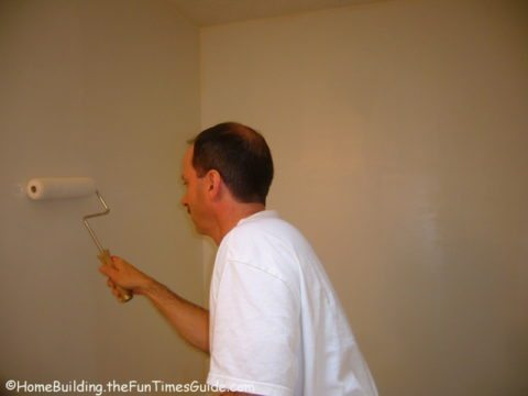 spackle drywall primer