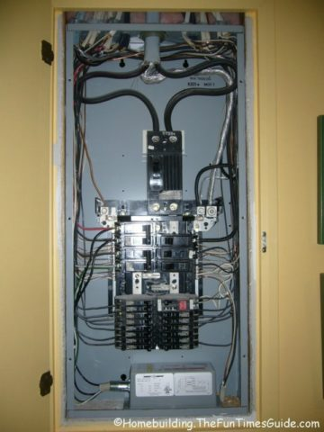 electric_circuit_panel_box_with_surge_protector