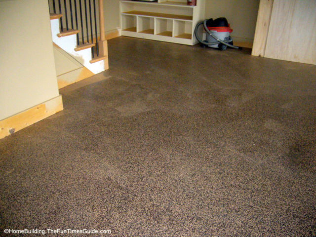 How to apply a garage floor coating in your home fun times guide to home building remodeling - Best garage floor coating ...
