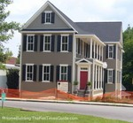 A Charleston Row House-Style Home in the Heart of Downtown Aiken, SC