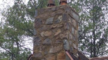 English Cottage Style Home In The Making: Isokern Fireplaces and Chimneys Installed, Part 2