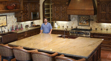 Sealing Granite Countertops: How To Tell If Granite Has Been Sealed, Remove Granite Stains, And Seal Granite Yourself