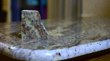 Where Do Granite Slabs For Countertops Come From? How Is Granite Made? I've Seen The Process Firsthand!