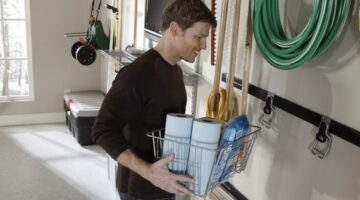 Top Tips To Organize That Garage