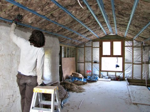 green insulation choices for home insulation