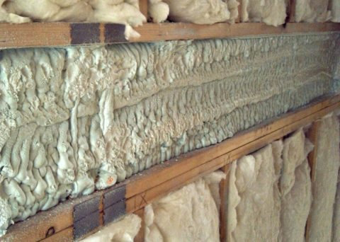 soy foam insulation - green insulation choices