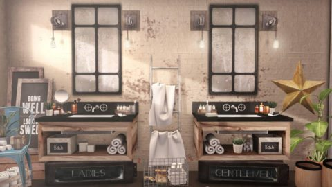 guest-bathroom-decorating-ideas-industrial