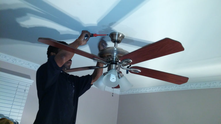 Simple home improvement projects
