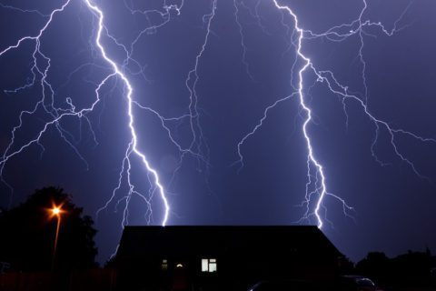 home-lightning-protection-system