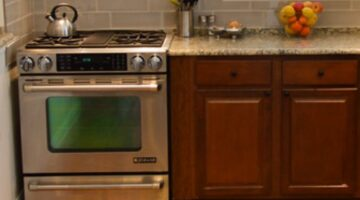 How To Install A Natural Gas Range And How To Add A Gas Supply Line Yourself
