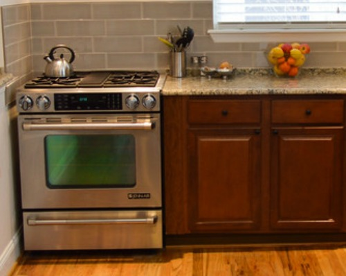 How To Install A Natural Gas Range And Add