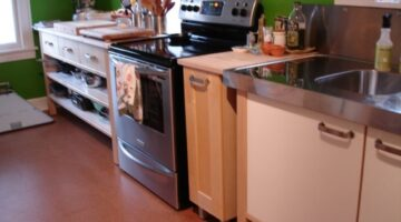 Eco Friendly Flooring + Other Ideas For Your Renovating Kitchen From A DIY Expert