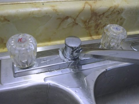 kitchen faucet problems