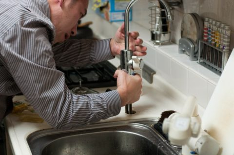 The kitchen sink sprayer occasionally needs a special repair here's how to do it