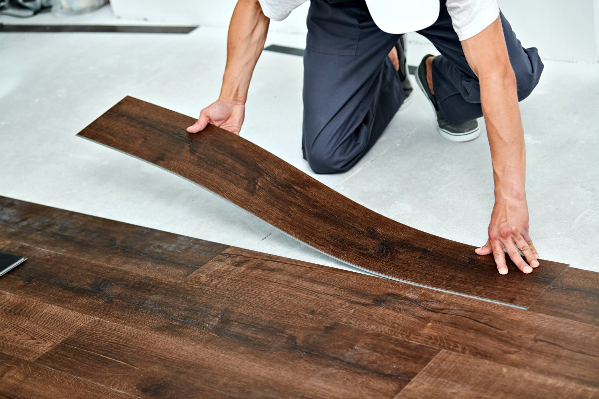 Luxury Vinyl Flooring Pros And Cons: See How Vinyl Tile & Vinyl Planks Compare To Natural Stone & Wood Floors [My Experience As A Flooring Installer]