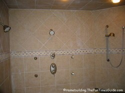 Custom Shower Systems Are Hot! Hot! Hot!