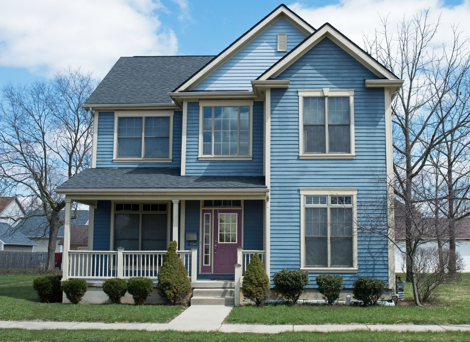 Types Of House Siding Options For Low Maintenance Energy Efficient Home Siding The Cost Of Residing A House The Homebuilding Remodeling Guide