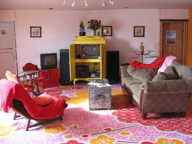 Painted Wood Floors Will Liven Up Your Home How To Diy The