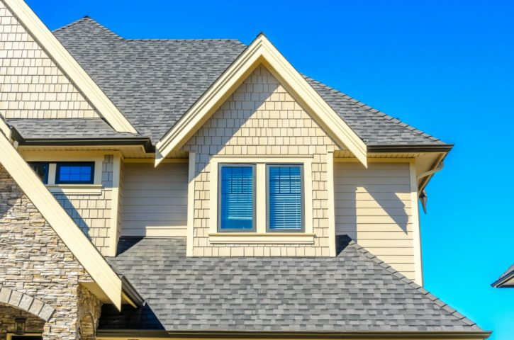 Roof colors a roofer explains why roof shingle colors for Cape cod dormer cost