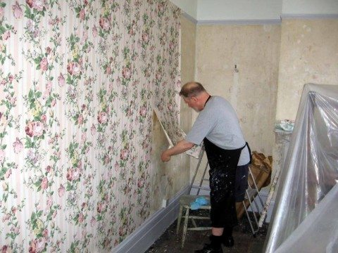 remove-wallpaper-room