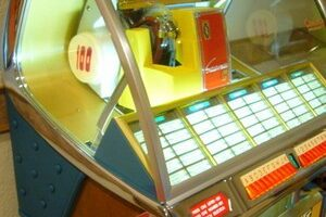 A Classic Seeburg Jukebox Adds Nostalgia To Rec Rooms