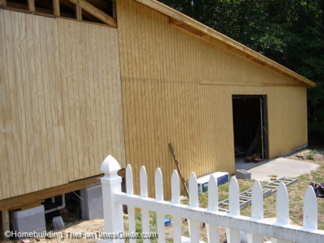 Rolled Roofing Installation Is Easiest On A Shed