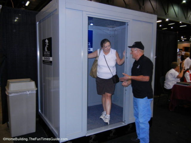 Storm shelters safe rooms what to expect in terms of for Safe room builders