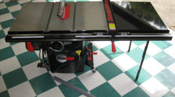 SawStop Table Saw Reviews: See How This One-Of-A-Kind Saw Stop Is Saving Thousands Of Fingers!