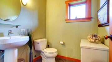 Small Bathroom Ideas: 8 Low-Cost Ways To Make Your Small Bathroom Look Bigger When You're On A Budget
