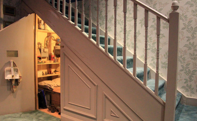 Stairwell Storage great ideas for storage under stairs | the homebuilding/remodel guide