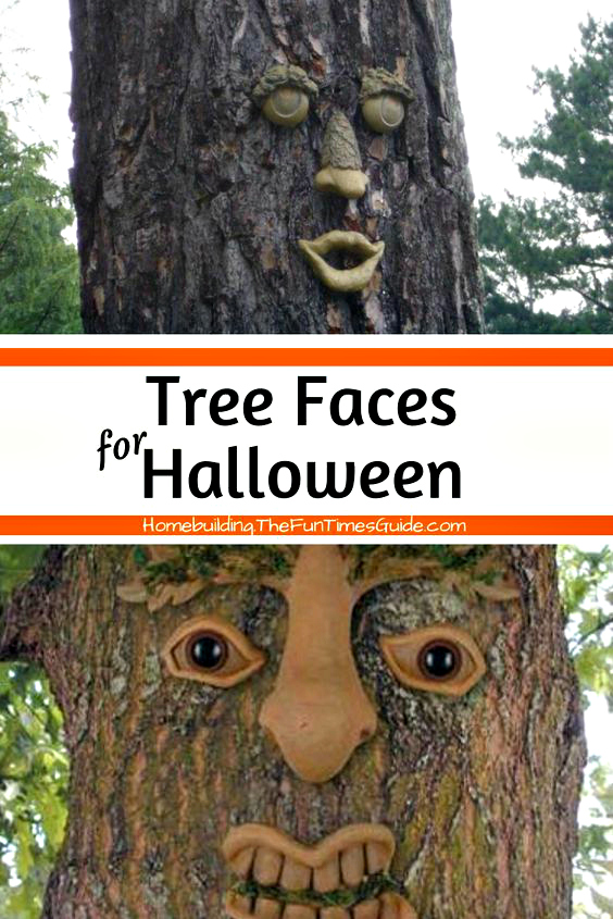 Tree Faces Are A Fun Way To Add Surprise And Delight To Your Landscape