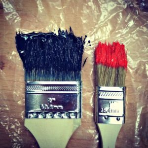 wet-paint-brushes