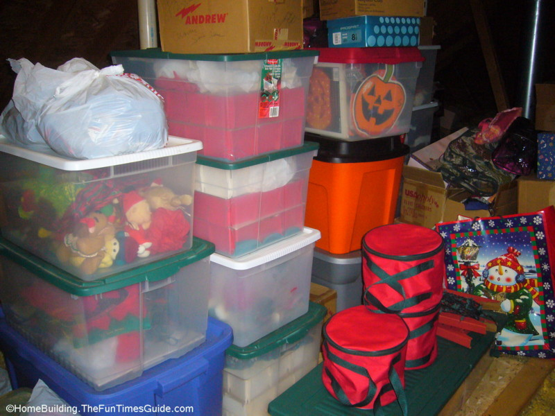 Storage Containers For Christmas Decorations Listitdallas