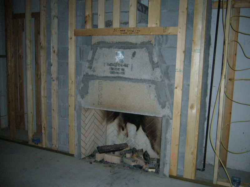 English Cottage Style Home In The Making: Isokern Fireplaces and ...
