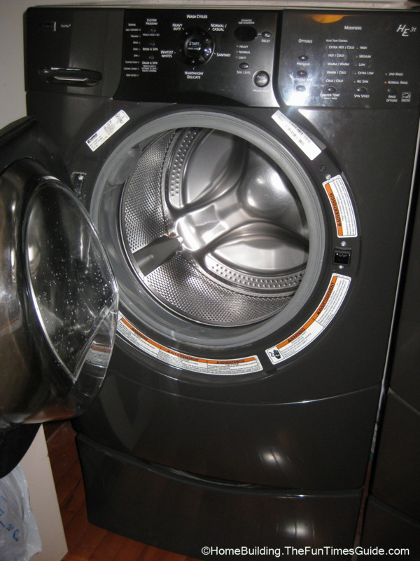 Kenmore Elite HE3t high efficiency washing machine repair diy washing machine repair how to replace the door latch on a  at crackthecode.co