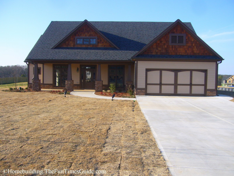 Summerlyn Frank Betz Designed Craftsman Style Home Plans